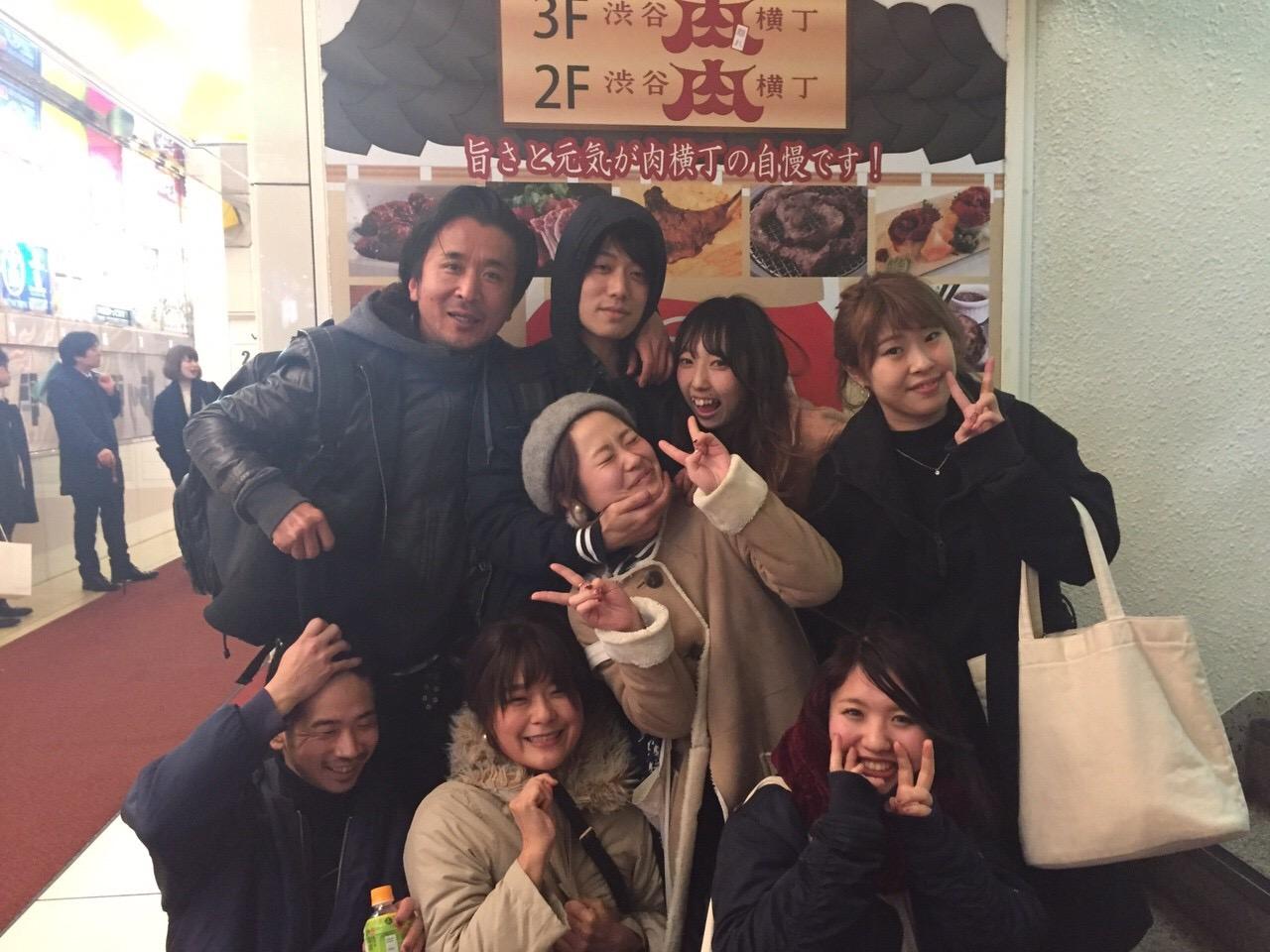 今年もお世話になりました。(表参道青山ブルーフェーセスの高森恭生のブログ)