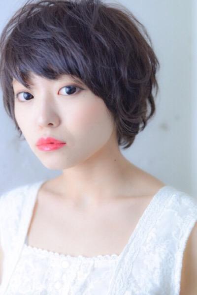 40代女子系ヘアスタイル(表参道青山の美容室ブルーフェーセス高森恭生のブログ)