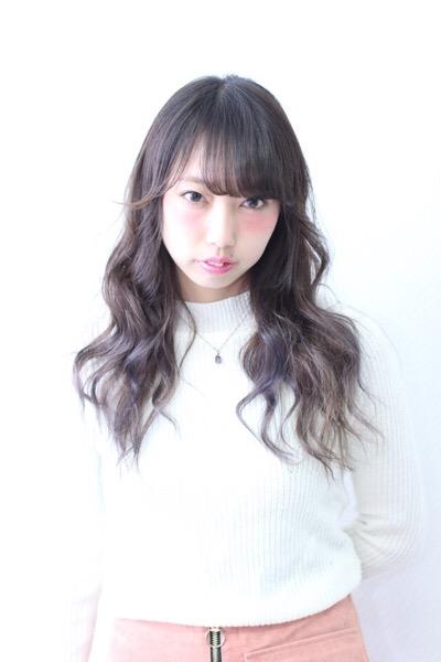 アイロン巻き髪テクニック(表参道青山の美容室ブルーフェーセス高森恭生のブログ)