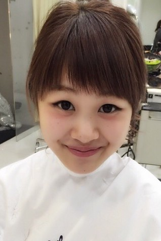 簡単で最短な自分ヘアアレンジ2(表参道青山の美容室ブルーフェーセス高森恭生のブログ)