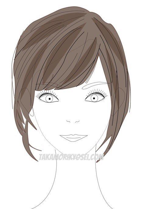 大人女子へ、−5歳若返る前髪(青山 表参道美容室ブルーフェーセス高森恭生のブログ)